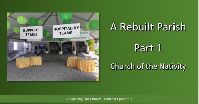 Advancing Our Church - Podcast Episode 1