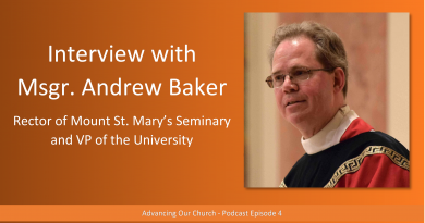 Advancing Our Church - Podcast Episode 4