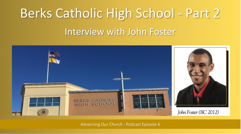 Advancing Our Church - Podcast Episode 6