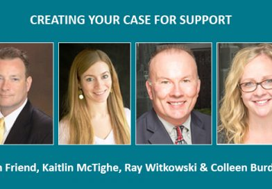 Creating Your Case for Support