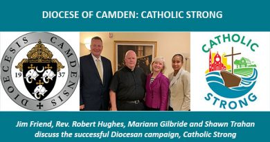 Diocese of Camden: Catholic Strong