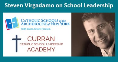 Steven Virgadamo on School Leadership