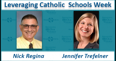 Leveraging Catholic Schools Week