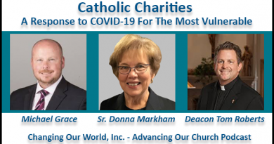 Catholic Charities COVID-19 Response