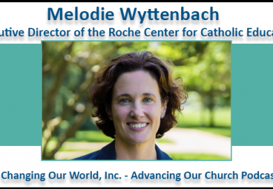 61. Melodie Wyttenbach, Executive Director of the Roche Center