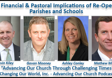 66. The Financial and Pastoral Implications of Re-Opening Parishes and Schools