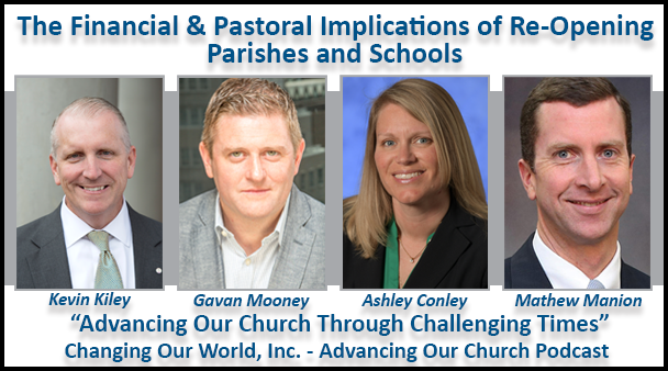 Financial and Pastoral Implications of Re-Opening Parish and Schools