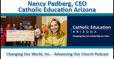 Nancy Padberg, Catholic Education Arizona