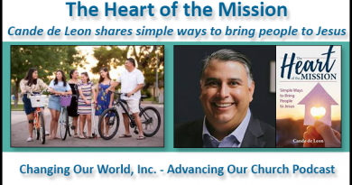 Cande de Leon, Heart of the Mission