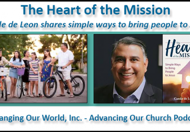 """90. Cande de Leon, """"The Heart of the Mission"""""""