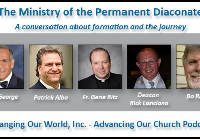105. The Ministry of the Permanent Diaconate